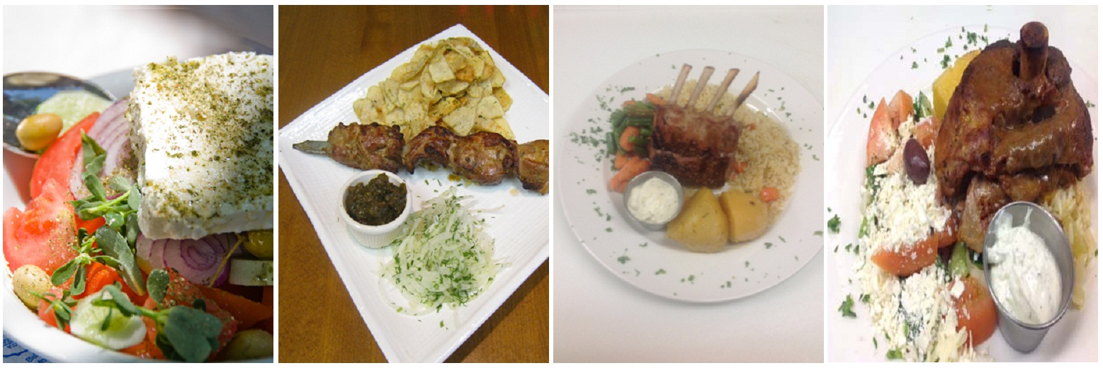 Poseidon greek restaurant the best greek restaurant in for Authentic greek cuisine